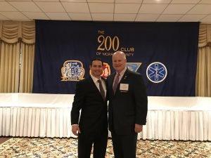 Todd J. Leonard Law Firm – 2018 Platinum Sponsor; 200 Club of Morris County