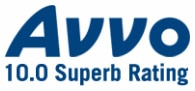 avvo 10.0 superb rating
