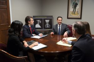 New Jersey Personal Injury Law Firm Team