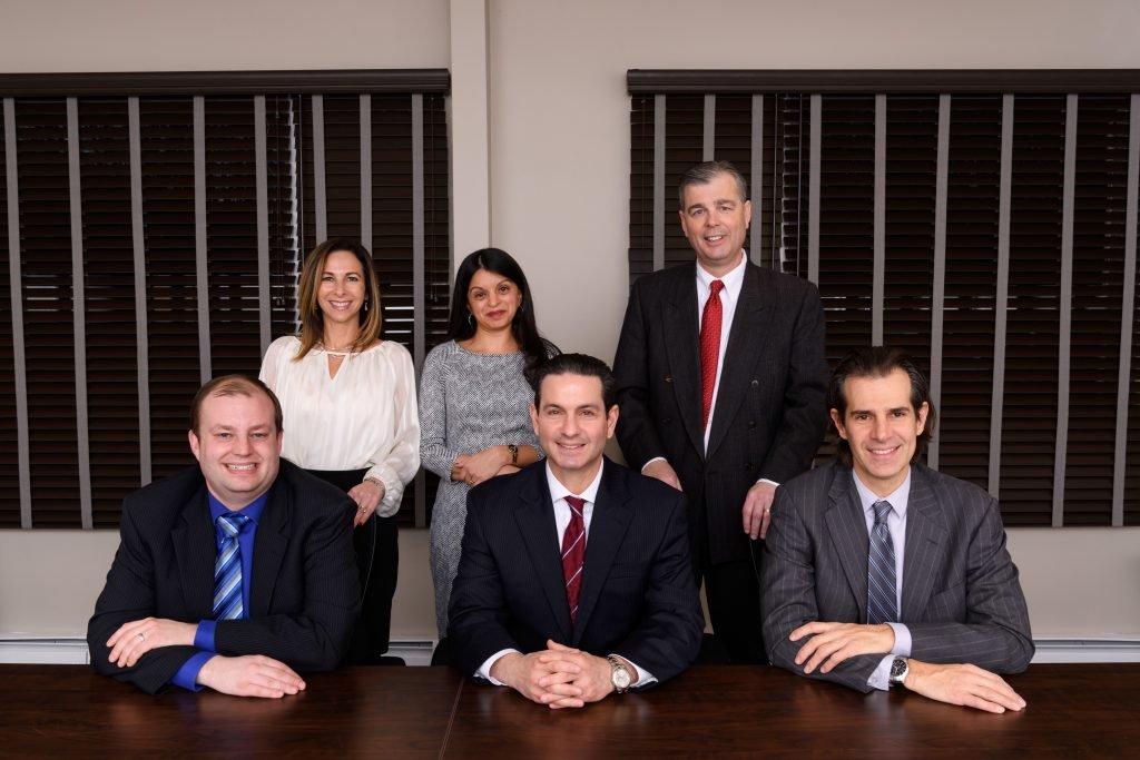 New Jersey injury lawyer