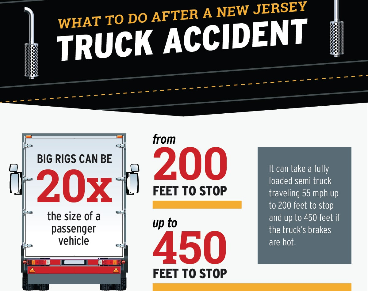 New Jersey Truck Accidents